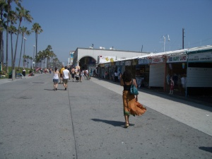 At Home in Venice, Los Angeeles