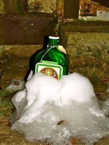 in case of emergency break ice