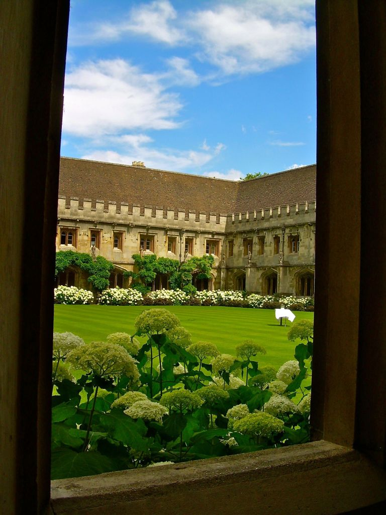 Magdalen College was founded in 1458 by William of Waynflete