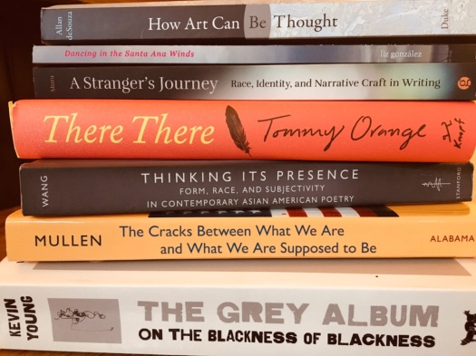 thinking its presence form race and subjectivity in contemporary asian american poetry
